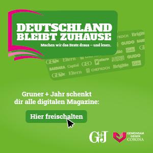 Deutschland bleibt Zuhause
