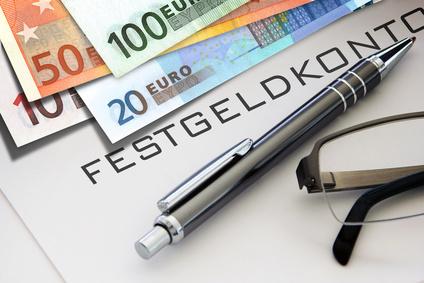 Festgeld anlegen: Jetzt Top-Zins sichern