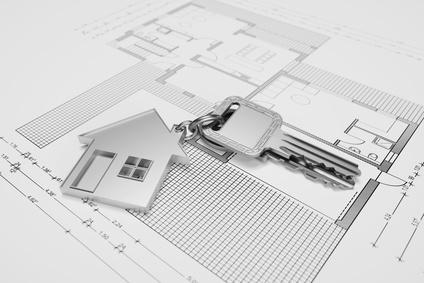 Immobilienkredit: Kurz vor Schlüsselübergabe