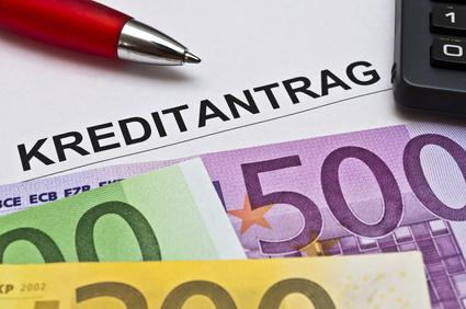 Der Kreditantrag bei der Deutschen Bank