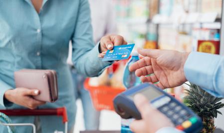 So funktioniert eine Kreditkarte