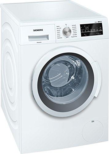 Sehr Siemens Waschmaschinen Test 2019: 7 besten Maschinen im Vergleich SU34