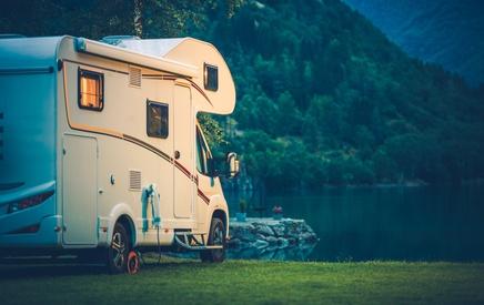 Traum erfüllen mit einem Wohnwagen Kredit