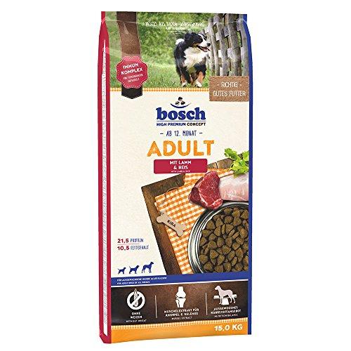 Bosch Hundefutter Vergleich