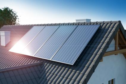 Ein Kredit der SWK-Bank für eine Solaranlage