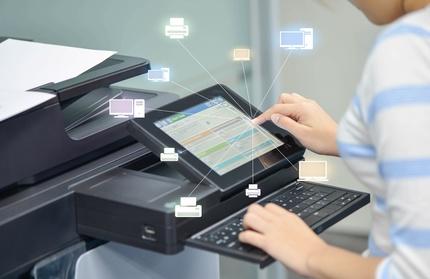 Drucker auf Rechnung
