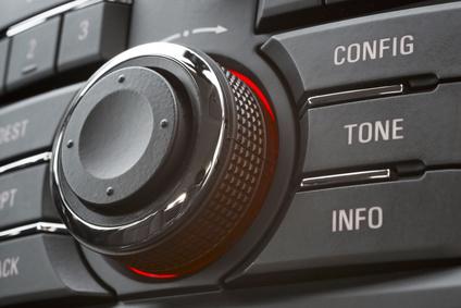 Autoradio auf Rechnung