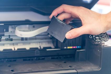 Druckerpatronen auf Rechnung