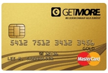 Getmore Mastercard Gold