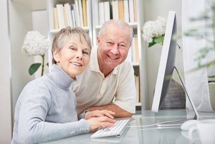 Rürup Rente: Glückliches Paar mit Basisrente