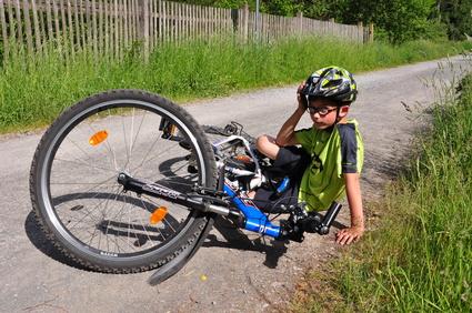 Unfallversicherungen für ein Kind