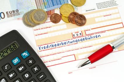 Schnelle Auszahlung bei einem Blitz Kredit