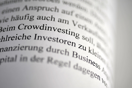 Crowdinvesting: Angebote für Immobilien oder Start-Ups