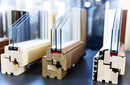 Holzfenster kaufen: Profile im Querschnitt