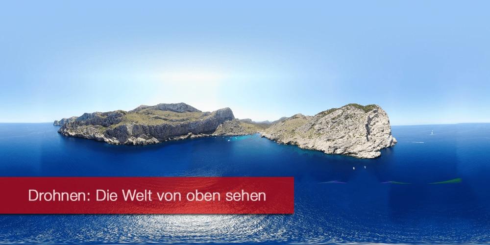 Drohnen Test: Die Welt von oben sehen!