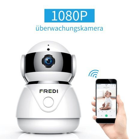 Überwachsungskamera Test