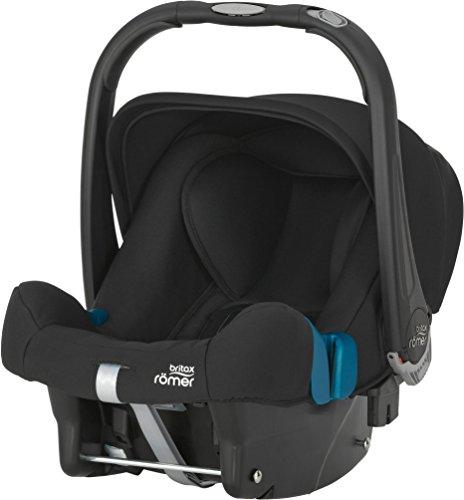 Baby Maxi Cosi Römer Mit Autositz In Der Farbe Schwarz Für Babys Bis 13 Kg