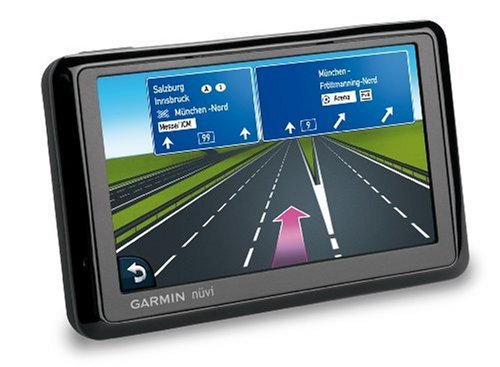 Garmin-Navigationsgerät Test