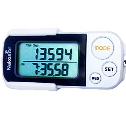Wasserdichte Digital Schrittzähler Schritt Bewegung Stappenteller Mini Kalorien Zähler Bequem Und Einfach Zu Tragen Fitness & Bodybuilding