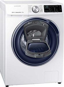 Samsung Waschmaschine mit Add-Wash