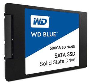 SSD-Festplatte Test
