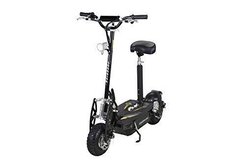 Elektro-Scooter Test