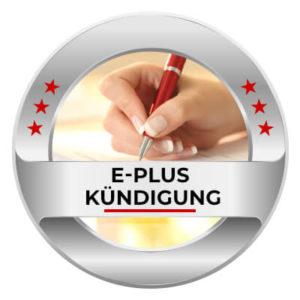 E-Plus Handyvertrag kündigen