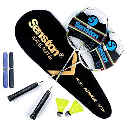 Badmintonschläger Vergleich