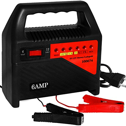 uniTEC KFZ Doppelsteckdose 6 /& 12 V jeweils max 8 Ampere für 6 und 12 Volt
