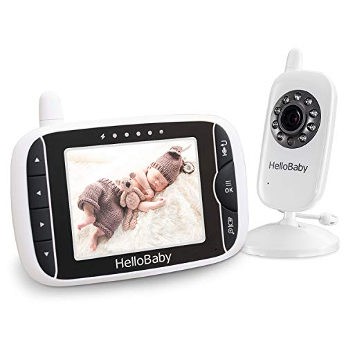 COSANSYS Babyphone & Kamera Baby Monitor Video Wireless Babyphone Gute Qualität