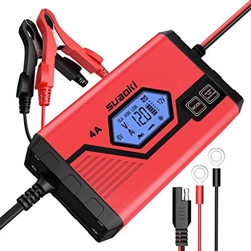 Batterieladegerät Vergleich