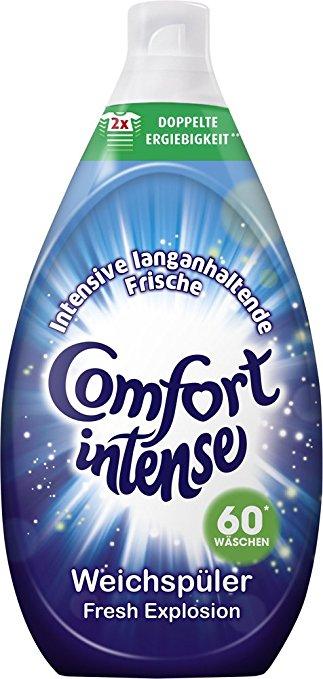 Comfort Intense Fresh Explosion Weichspüler