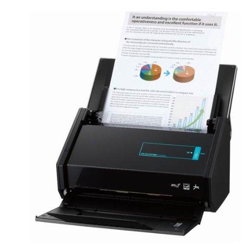 Dokumentenscanner Test