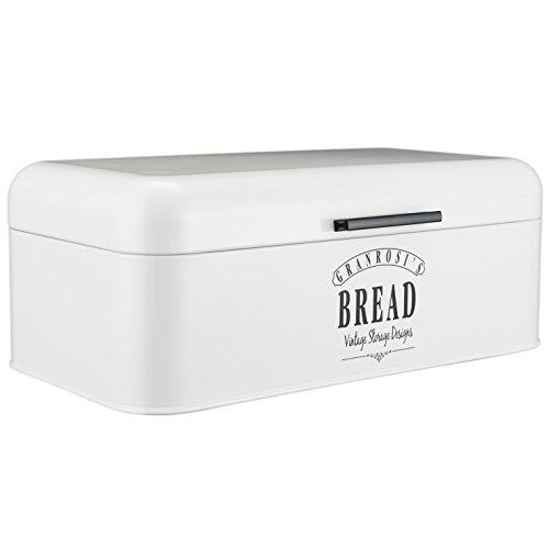 Brotbox Plastik Brotkaste mit Rolldeckel Kunststoff Brotkasten