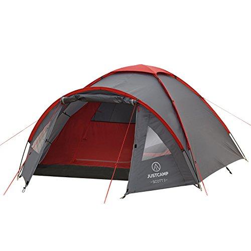 8 verschiedene 3-Personen-Zelte im Vergleich – finden Sie Ihr bestes 3-Personen-Zelt zum Campen – unser Test bzw. Ratgeber [jahr]