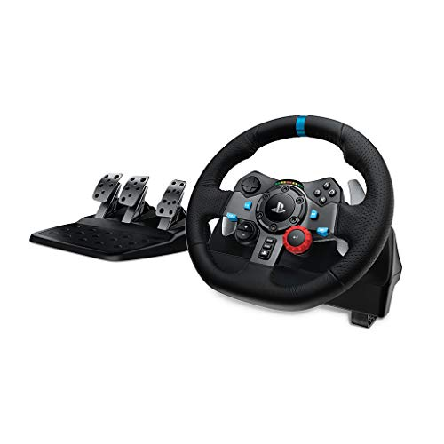 PS4-Lenkrad Test