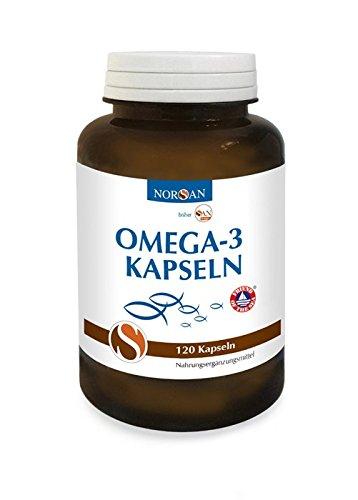 Omega-3-Kapsel Vergleich