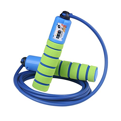 Sport Springseil Hüpfen Speed Spring Seil Sprungseil Gymnastik Übung Fitness