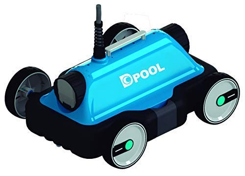 Poolroboter Test