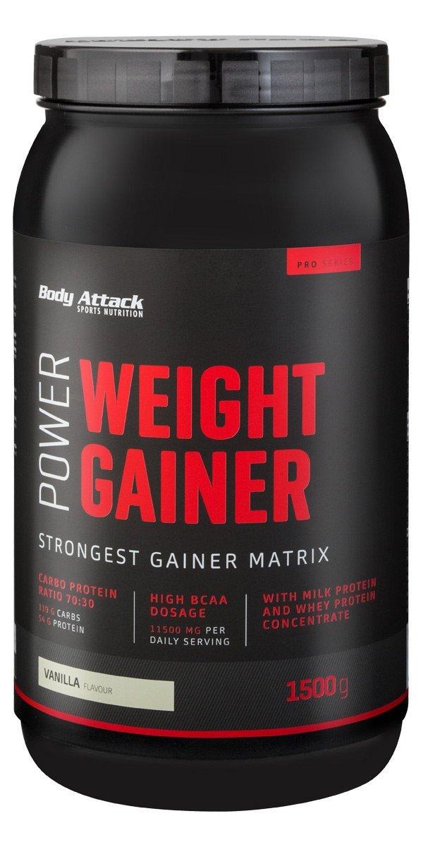 Body Attack Power Weight-Gainer