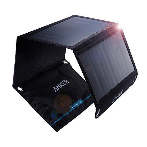 Solar-Ladegerät Vergleich