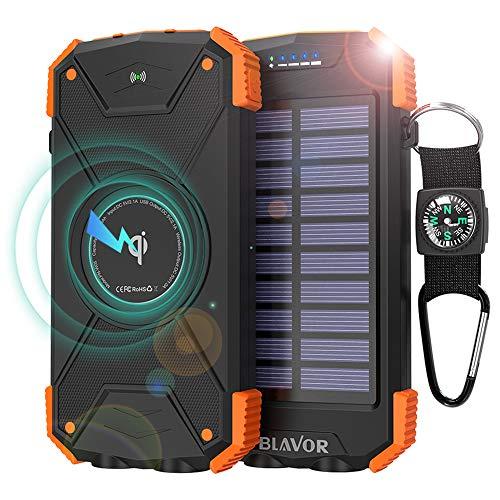 Beste Solar-Powerbank