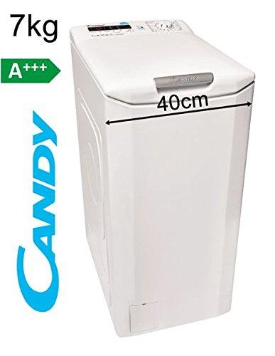 Toplader-Waschmaschine