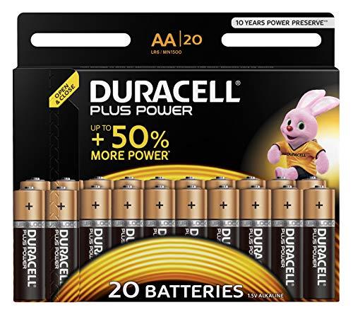 Die besten AA-Batterien