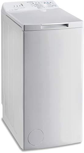 Toplader-Waschmaschine Test