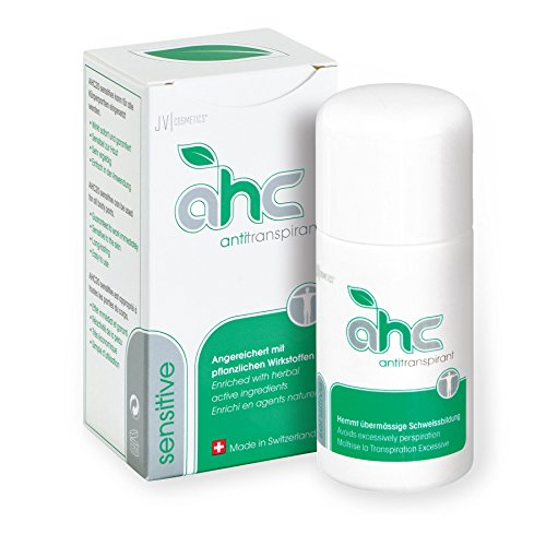 Antitranspirant Test