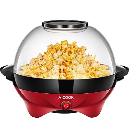 9 unterschiedliche Popcornmaschinen im Vergleich – finden Sie Ihren besten Popcornmaker zur einfachen Zubereitung – unser Test bzw. Ratgeber [jahr]