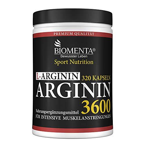 Bestes L-Arginin