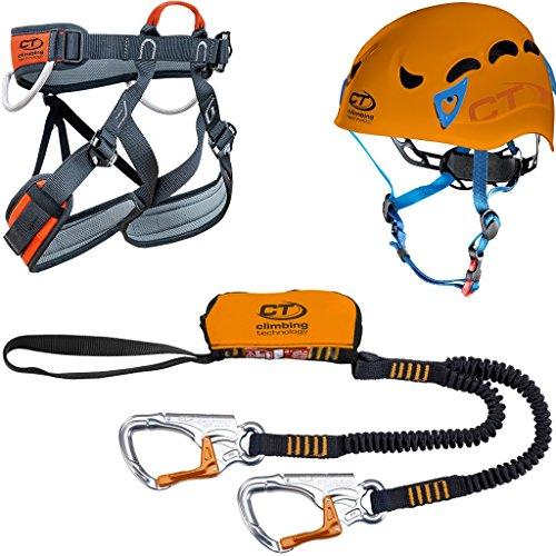 Das beste Klettersteigset