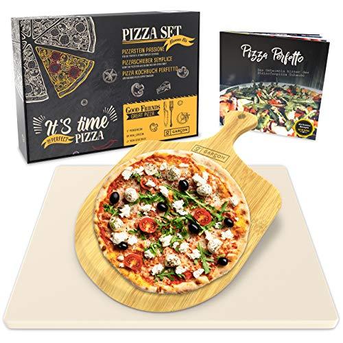 Der beste Pizzastein